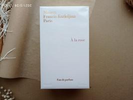 Maison Francis Kurkdjian A La Rose Eau De Parfum 70ml 2.4oz Unisex EDP - $75.00