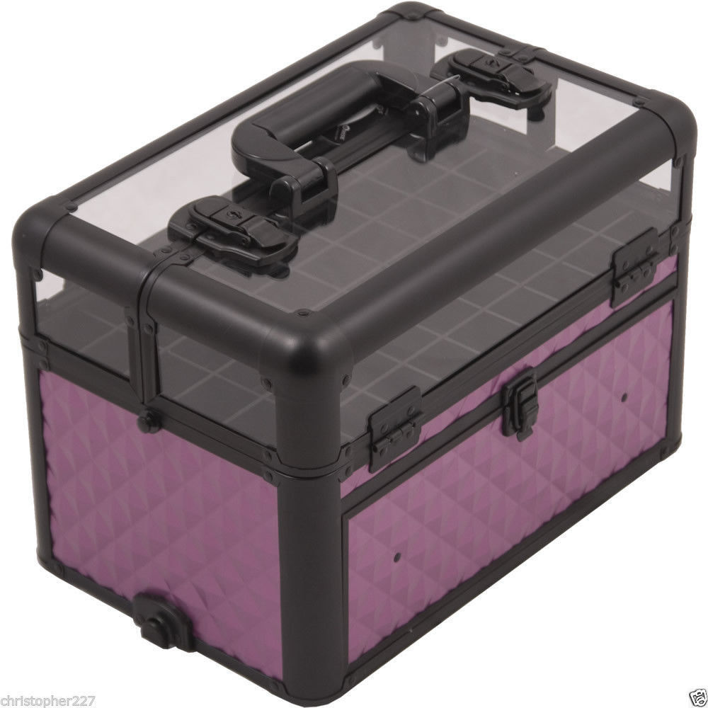 OPI Nail Polish Manicure Cosmetics Makeup Organizers Storage Beauty Case Travel