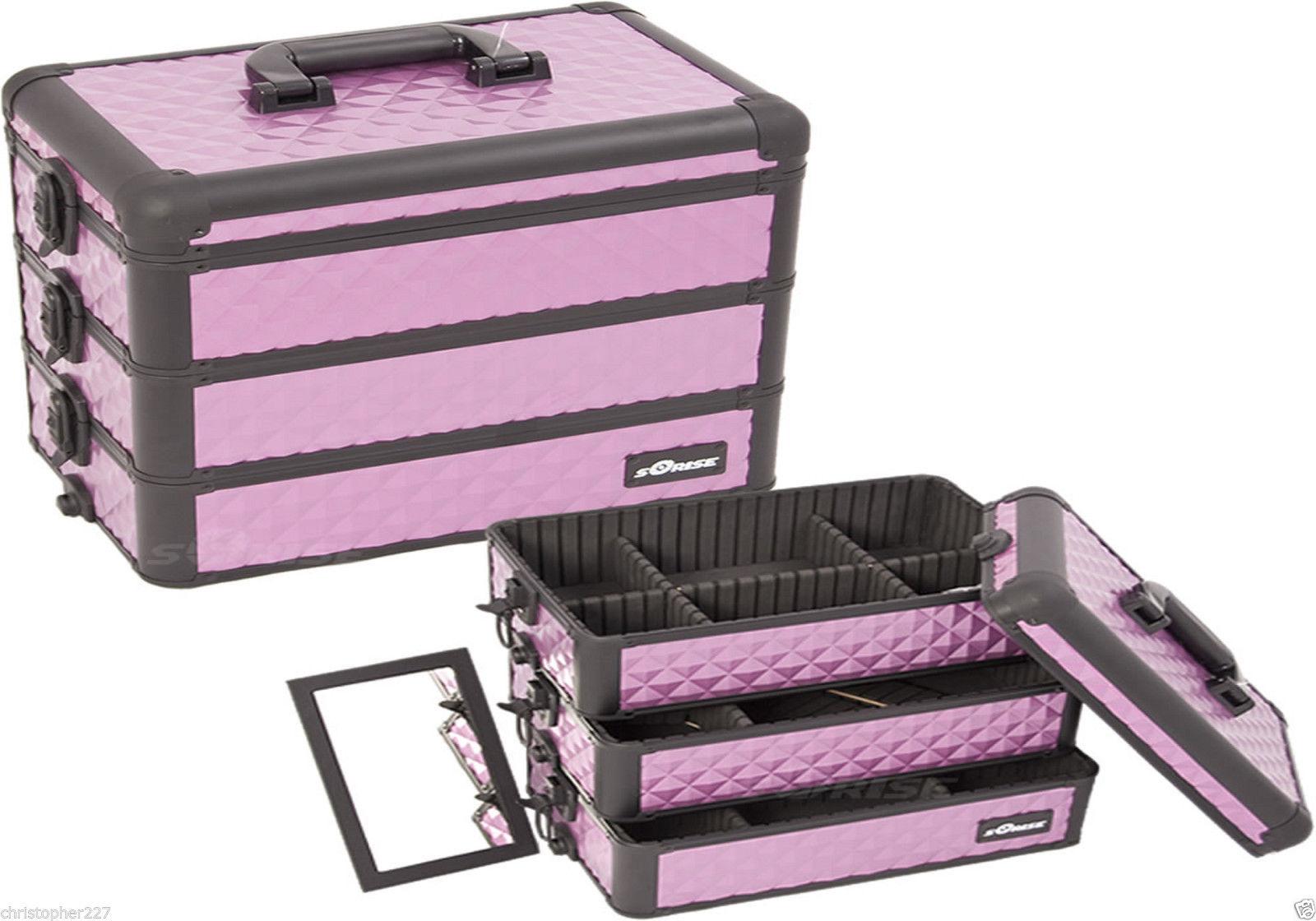 OPI Nail Polish Manicure Cosmetics Makeup Organizers Storage Beauty Case Travel image 5