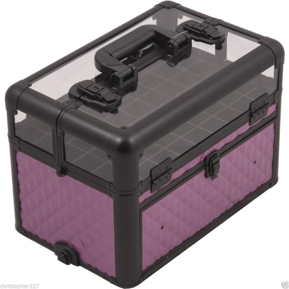 OPI Nail Polish Manicure Cosmetics Makeup Organizers Storage Beauty Case Travel image 9