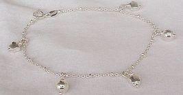 Stars silver bracelet  - $22.00