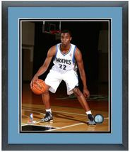 Andrew Wiggins 2014 Minnesota Timberwolves - 11 x 14 Matted/Framed Photo - $42.95