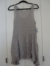 Intimately Free People Voile and Lace Trapeze Slip Dress (Size: Small) NWT - $80.00