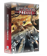 BATTLESTATIONS PACIFIC MAC Game OS X,10.5.8 DVD  New in Box - $10.99