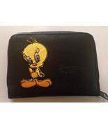Tweety Leather Wallet Credit Card / ID Holder Tweety Bird - $19.00