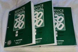 2000 Chevy CAMARO PONTIAC FIREBIRD Service Shop Repair Manual Set OEM GM - $316.75