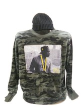 Jay Z Magna Carta Army Fatigue Shirt Thermal  XX-Large - $17.99