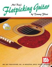 Flatpicking Guitar by Tommy Flint/Tab/Standard Notation/w/CD - $8.95