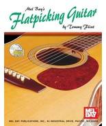 Flatpicking Guitar by Tommy Flint/Tab/Standard ... - $8.95