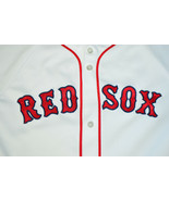 Boston Red Sox Majestic #3 MLB Baseball Jersey Home Team Youth XL Made i... - $39.48