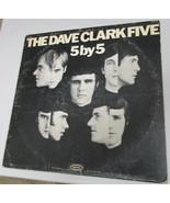 Dave Clark Five 5 by 5 vinyl record 1967 mono Epic LN 24236 - $9.49