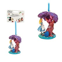ALICE IN WONDERLAND with CHESIRE CAT. DISNEY ST... - $24.74