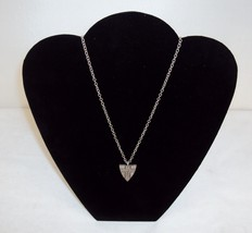 Necklace ~ GUESS Branded Rolo Link Chain w/Cross In Shield Pendant ~ #5410020 - $9.75