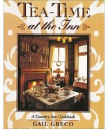 Elegant TEA-TIME AT THE INN Recipes+Settings GREAT GIFT - $14.00