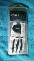 Nike Dura Feel Golf Gloves, Left Hand Women, Size 22 Left  - New / Sealed - $16.47
