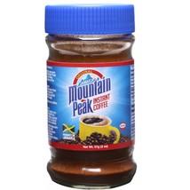 Coffee Jamaican Mountain Peak Instant Coffee  Salada 2 oz Bottle (Best S... - $11.00