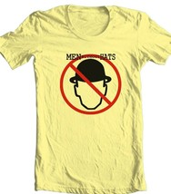 Men Without Hats T-shirt Safety Dance retro 80s music graphic 100% cotton tee image 2
