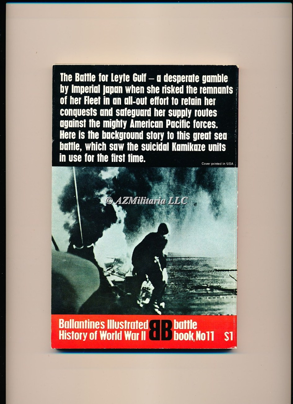 Leyte Gulf:Armada in the Pacific (Battle Book No 11)