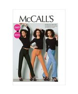 McCall Patterns M6610A50 Misses'/Miss Petite Jeans Sewing Pattern, Size ... - $15.68