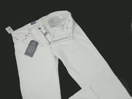 NEW! Polo Ralph Lauren White Jeans!  *Ralph Lauren Style is Classic 867* - $49.99