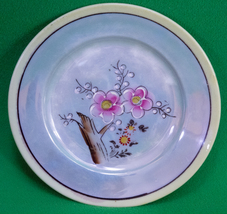 """Beautiful Small Lusterware Saucer Marked """"Made In Japan"""" - $1.95"""