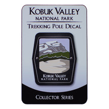 Kobuk Valley National Park Trekking Pole Decal - Alaska - $3.56