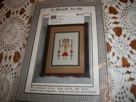 Stitch To Go Native American Cross Stitch Kits - $12.00