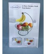 3 PIECE BANANA HOOK AND FRUIT BASKETS - $11.00