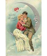 To My Valentine Paul Finkenrath of Berlin 1908 Post Card - $7.00