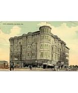 Hotel Brewster San Diego California Vintage 1913 Post Card - $6.00