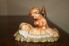 Hummel  Angelic Sleep Candleholder Figurine