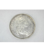 2308 One (1) US Novelty Silver Dollar Coin Mint 1801 20.8g - $12.00