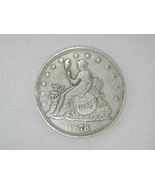 2310 One (1) US Novelty Silver Dollar Coin Mint 1878 19.3g - $12.00