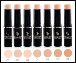 NEW Golden Rose Stick Foundation - Smooth & Velvety Skin Different Shades - $5.63+