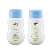 Avon Baby Care Wash & Shampoo+ Body Lotion 200ml each(Combo) - $16.99