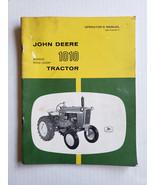 John Deere 1010 Single Row-Crop Tractor - Operator Manual OM T14797 T - $24.67