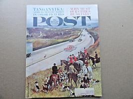 Saturday Evening Post Magazine December 2 1961 Complete - $9.99