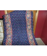 Vera Bradley long garment bag in retired blue golf pattern  EUC - $70.00