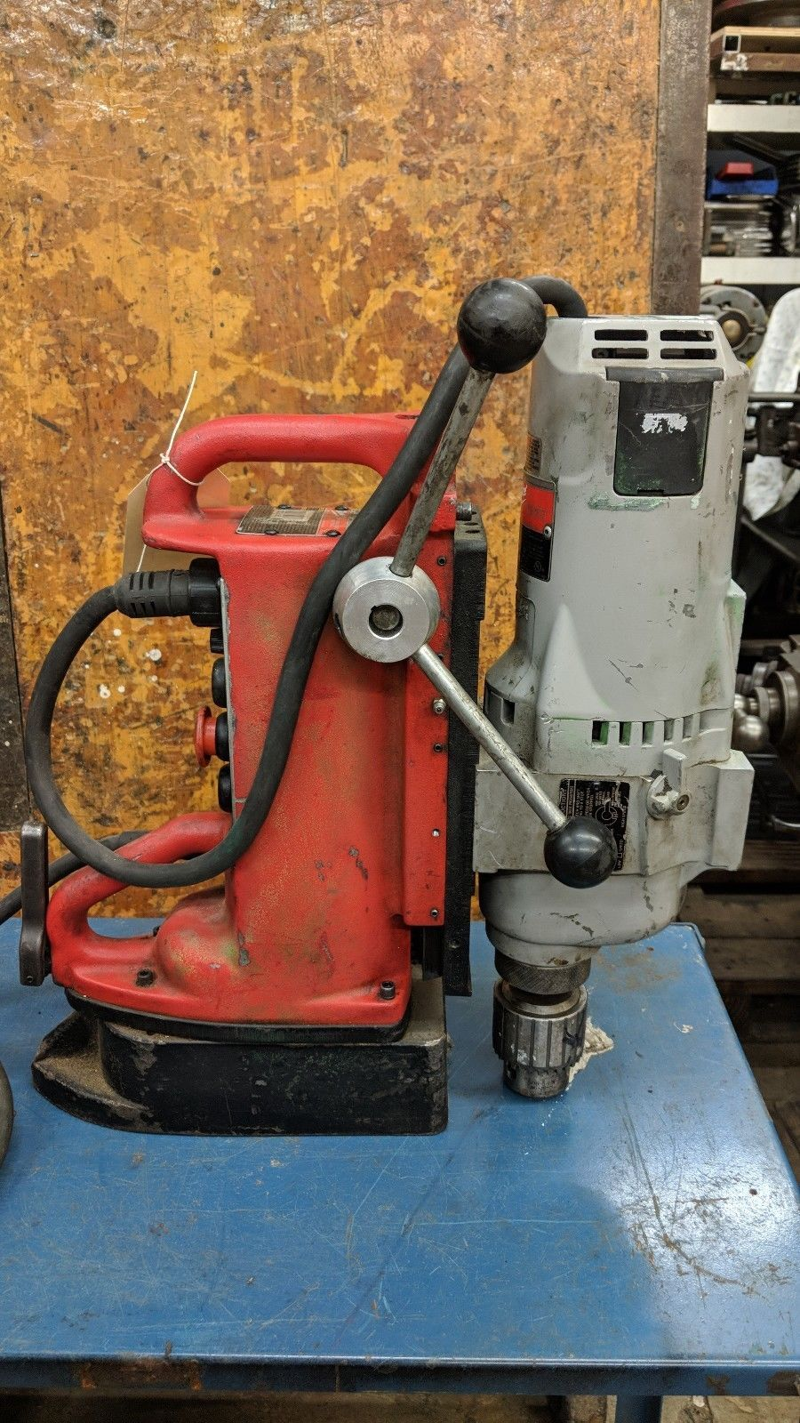 Milwaukee 4202 Electromagnetic Variable speed magnetic drill Press 4297-1 motor