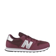 New Balance Mens 500 Trainers Burgundy - $72.76