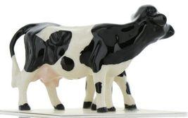 Hagen Renaker Miniature Holstein Cow and Calf Ceramic Figurine Set image 7