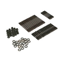 Cylinder Head Stud Kit 12-Point Nut Style 8740 Chromoly For Chevy SBC 350 400