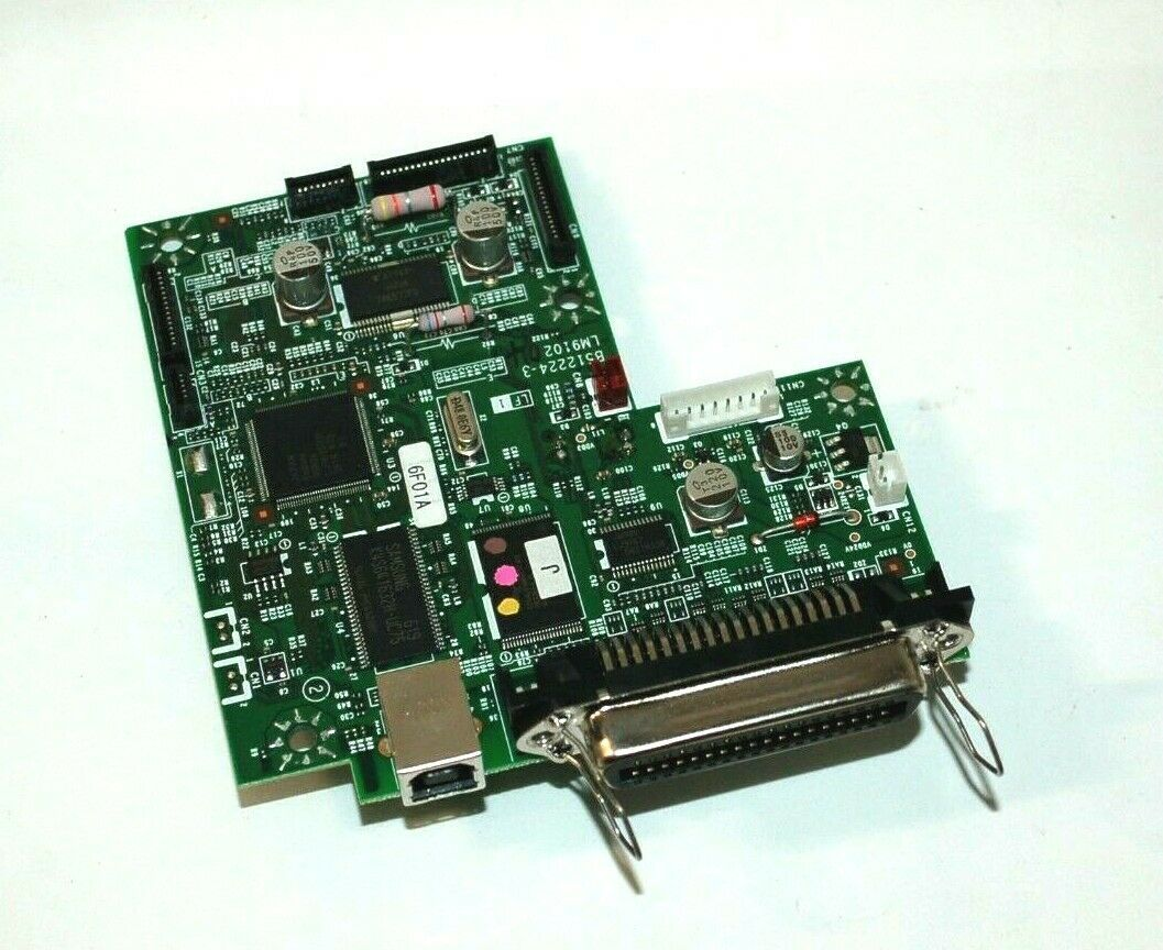 Primary image for Brother HL-2040 Printer PCB Main Logic Board B512224-3, LM9102 Formatter