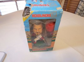 Headliners Mark McGwire St. Louis Cardinals 1998 premier figure baseball... - $29.69