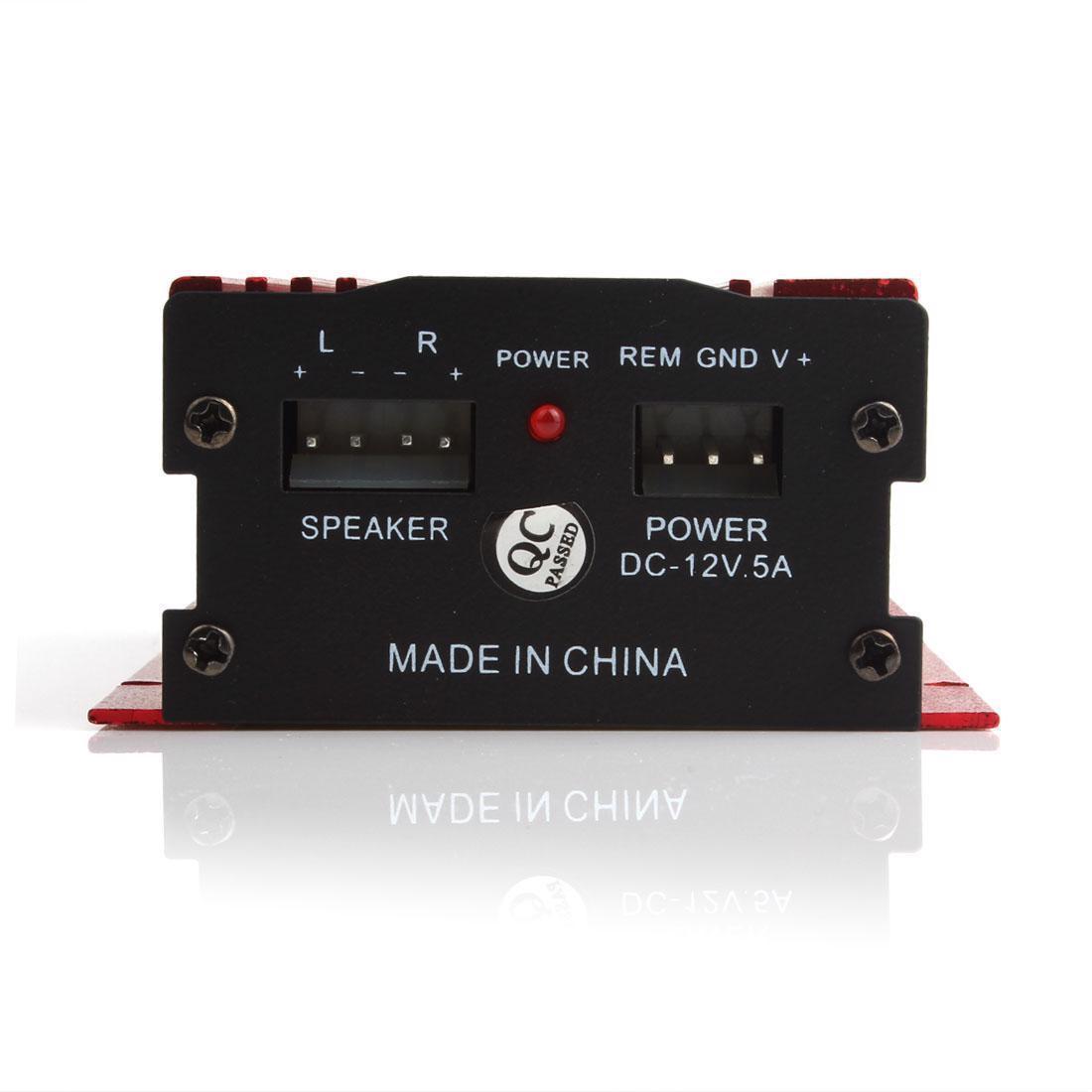 500W MA-150 2-CH Mini Hi-Fi Car Stereo Audio and 50 similar