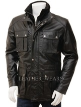 Black Leather Jacket For All Conditions - $245.00+