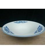 Pfaltzgraff Yorktowne Bowl Centerpiece Fruit Pedestal Presentation Blue ... - $42.08