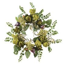 "20"" Artichoke Floral Wreath - $74.00"