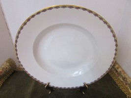 "Rosenthal China Selb Bavaria Bottacelli Pattern 13.5"" Large Serving Bowl - $12.82"