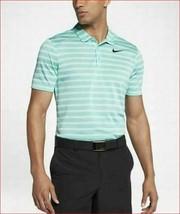 new Nike Golf men shirt polo stay cool standard 833065-446 aqua blue XL ... - $34.99